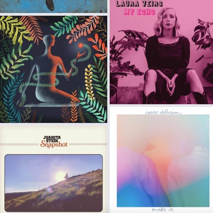 Top 10 des sorties d'albums du 23/10/20 pop/folk/rock/electro/jazz/funk/soul #108