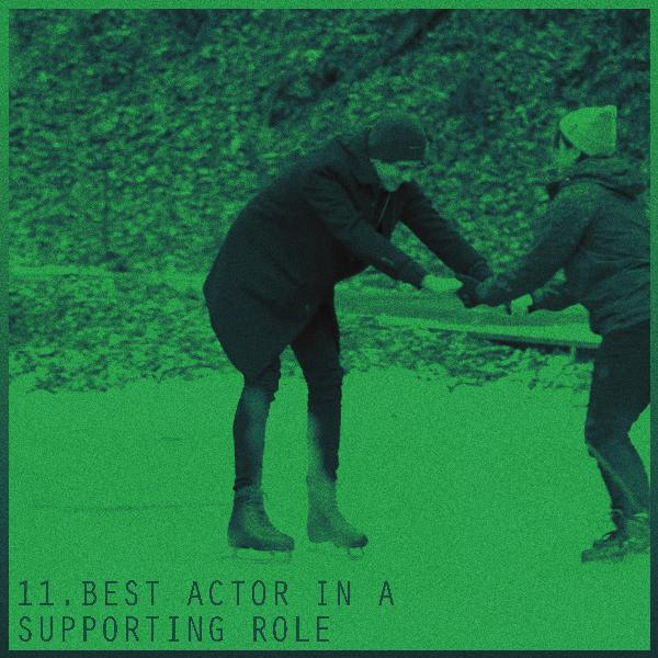 Best Actor in a Supporting Role