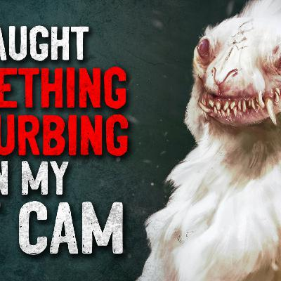 """I Caught Something Disturbing on my Pet Cam"" Creepypasta"