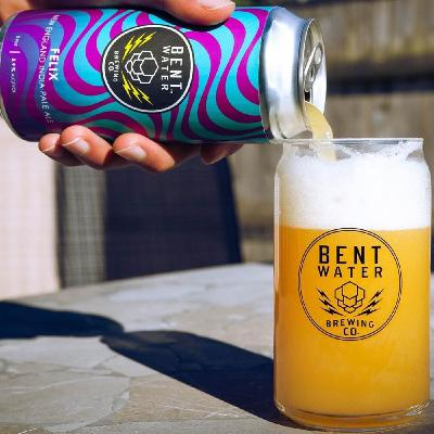 Episode # 90 – Love the Water – Bent Water Brewing Co.