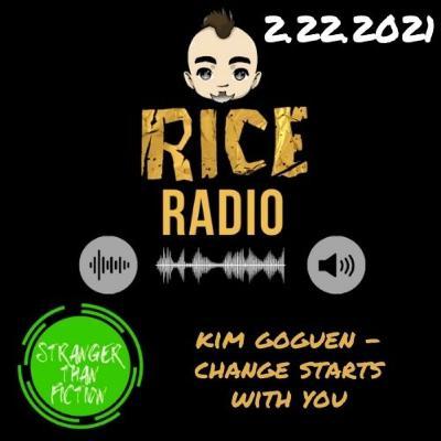 Kim Goguen: Change Starts With You