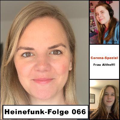 Heinefunk-Folge 066: Frau Althoff!