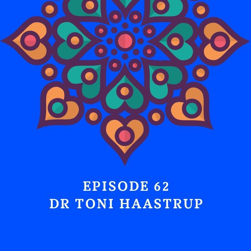 Episode 62 - Toni Haastrup