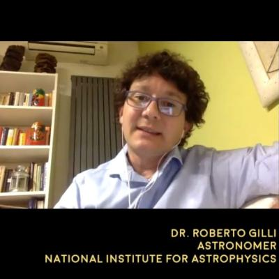 Roberto Gilli - Finding Six Galaxies Orbiting an Ancient Black Hole - The Cosmic Companion October 20, 2020