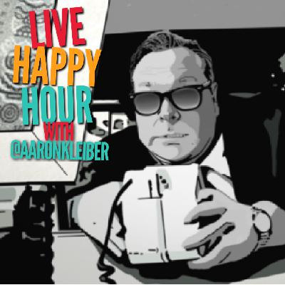 'LIVE Happy Hour' with Dean Edwards, Missy Moreno, kidmental July 10th, 2020