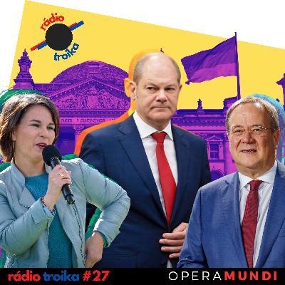 #27 - SPD na frente, Verdes disparam, direita recua: quem venceu a eleição na Alemanha