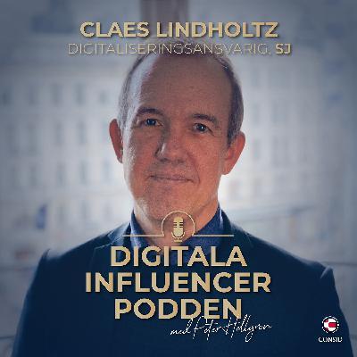 59. Så blev SJ Europas mest digitala resebolag | Claes Lindholtz, chef för affärsutveckling och digital transformation på SJ