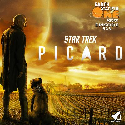 The Earth Station One Podcast - Star Trek: Picard