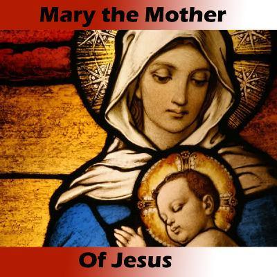 Advent 2020: Week 3 - Mary