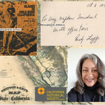 Episode 23: Blacks in Gold Rush California with Susan Anderson