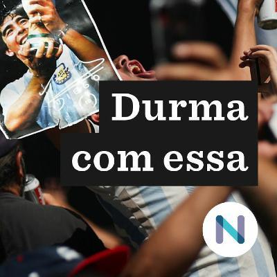 A comoção popular no velório de Maradona em Buenos Aires   26.nov.20
