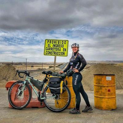 №171. На велосипеде по всему миру: Татьяна Гусева о велопутешествиях в одиночку