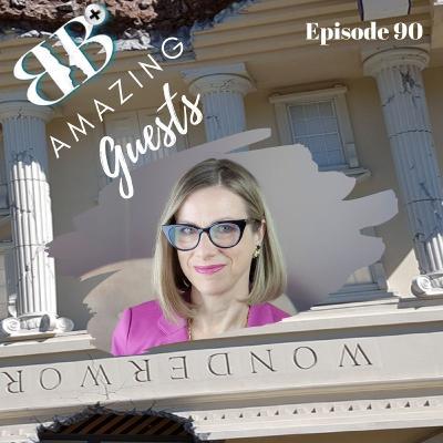 Robin Blackburn McBride E90 On the BBP Show Podcast