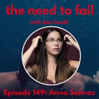 Episode 149: Anna Salinas