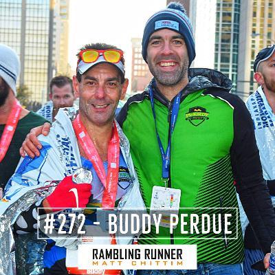 #272 - Buddy Perdue (Boston Marathon Virtual Series 4 of 4)