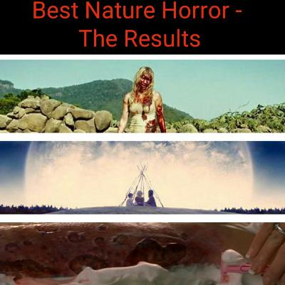 Best Nature Horror - The Results