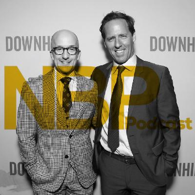 "Interview With ""Downhill"" Directors & Writers Nat Faxon & Jim Rash"