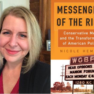 26. Nicole Hemmer on the Conservative Media in the US