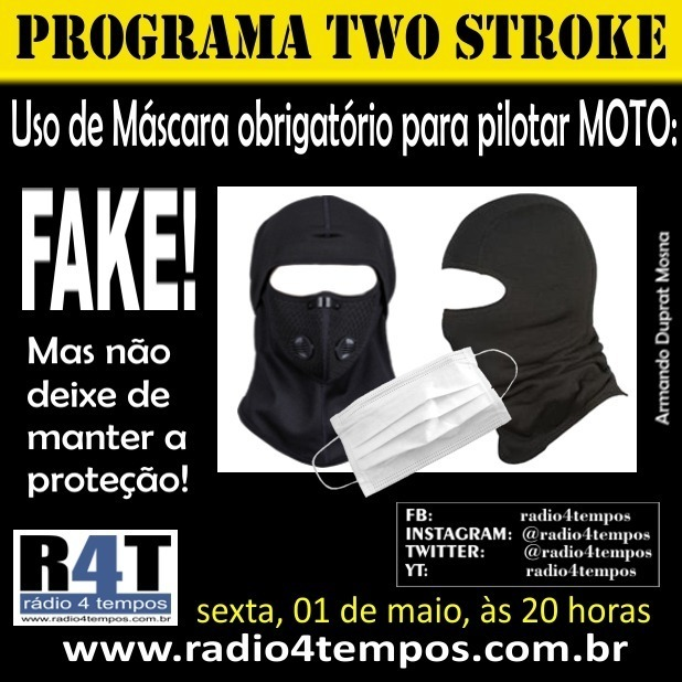 Rádio 4 Tempos - Two Stroke 78:Rádio 4 Tempos