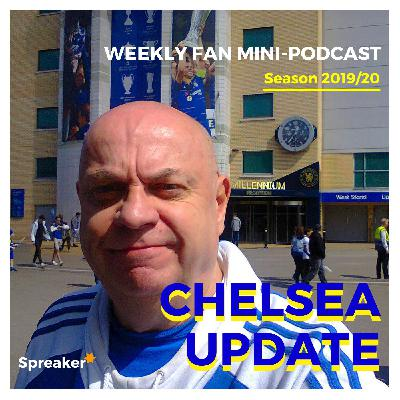 Preview: Chelsea v West Ham ( 30/11/19 C U #114 )