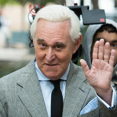Roger Stone Brings us Back to the Day He Was Arrested