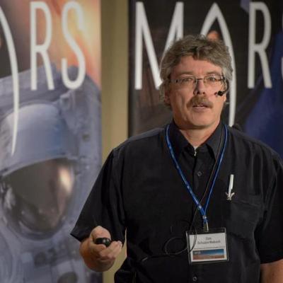 Astrobiologist Dirk Schulze-Makuch chats to Dan!