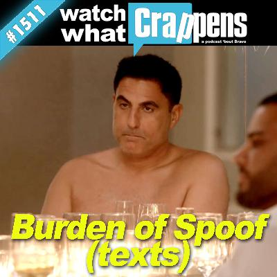 Shahs: Burden of Spoof (texts)