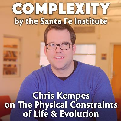 Chris Kempes on The Physical Constraints on Life & Evolution