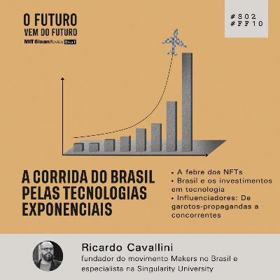 #FFS02E10 - Ricardo Cavallini: A corrida do Brasil pelas tecnologias exponenciais