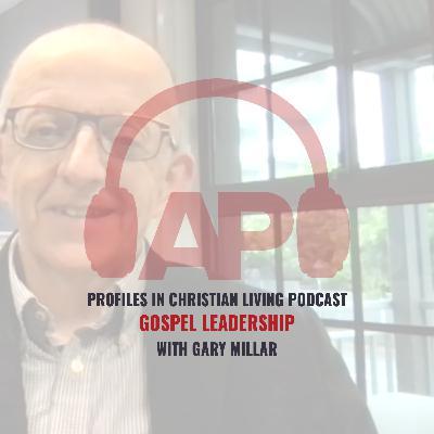 Gospel Leadership (Gary Millar)