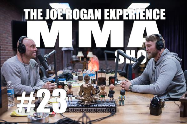 JRE MMA Show #23 with Alexander Gustafsson