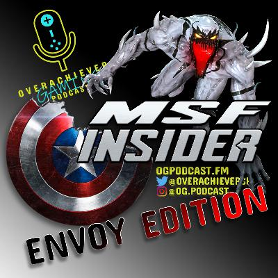 Marvel Strike Force Insider 40: Open your wallets! Here comes Anti-Venom!