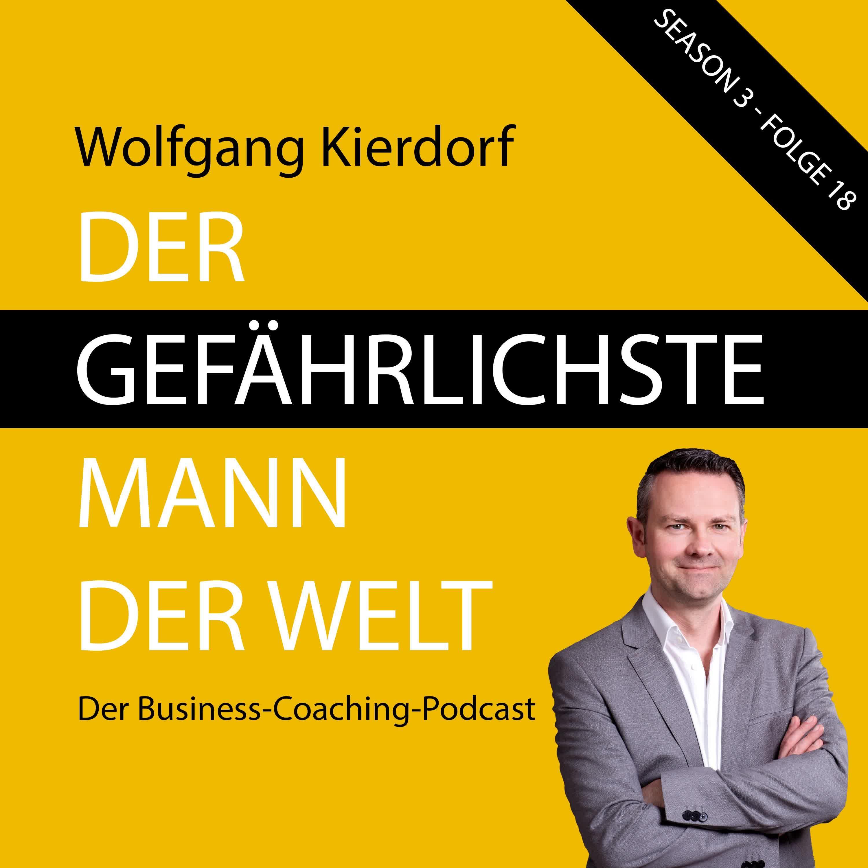 Season 3 - Folge 18: Interview mit Ulrich Kämmerling von der Eventagentur artimage in Leverkusen