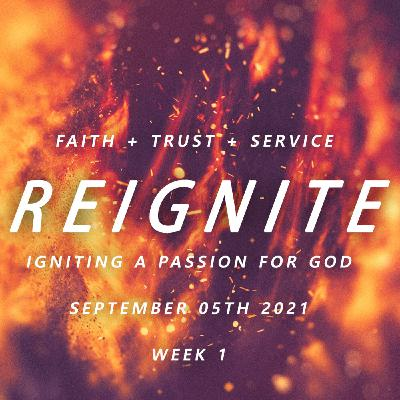 Reignite Trust In The Lord   Mark 7
