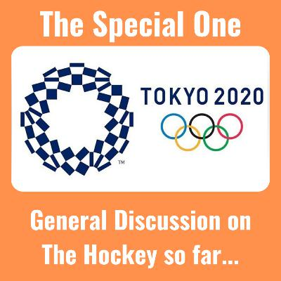 Talk Hockey Radio: The Special One - The Olympic Hockey Discussion
