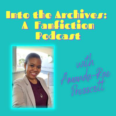 Episode 3: Could this be… character development? Exploring Doctor Who fanfic with Amanda-Rae Prescott