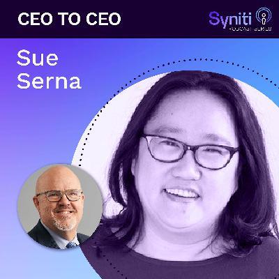 CEO TO CEO: Sue Serna - Episode 11