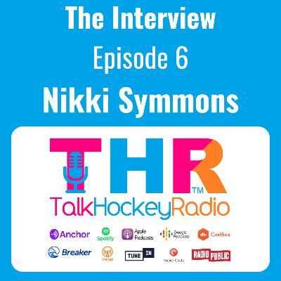 Talk Hockey Radio: The Interview Episode 6 - Nikki Symmons (Former Ireland Hockey)