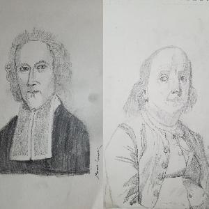 Benjamin Franklin,  Jonathan Edwards ep.8