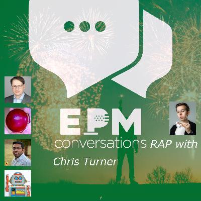 EPM Conversations -- Episode 5, A Conversation (no, a rap!) With Chris Turner