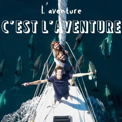 #5 Sur les flots de la Méditerranée - Xavier & Gaspard