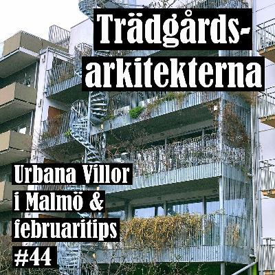 Urbana Villor i Malmö & februaritips