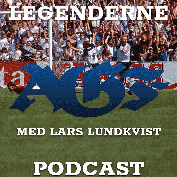 AGF Legenderne - Lars Lundkvist