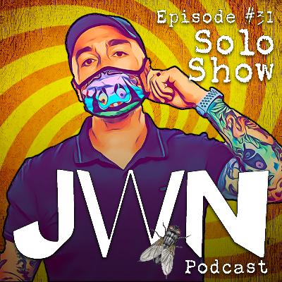 JWN #31 Solo Show: We Are The Music Makers & We Are The Dreamers Of Dreams