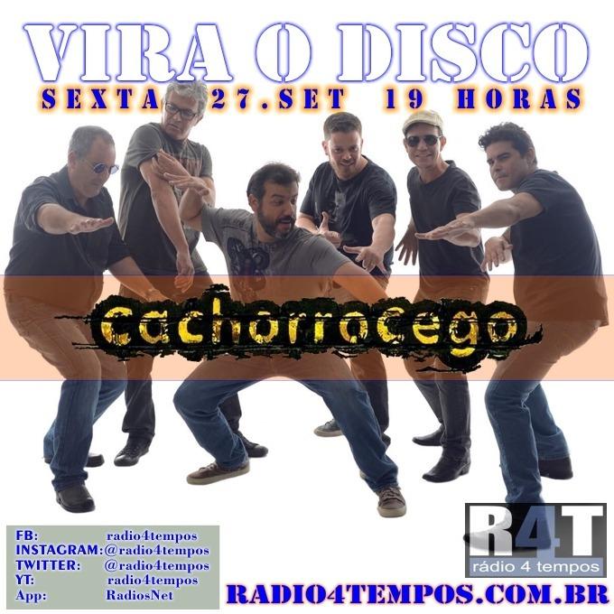Rádio 4 Tempos - Vira o Disco 46:Rádio 4 Tempos