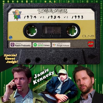 Judge Jamie Kennedy returns to break down this duel between 1974, 1984, & 1993!