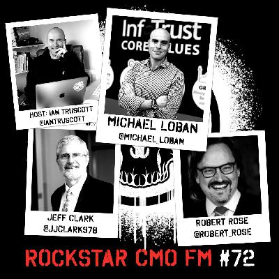 The Jeff Clark Makes Plans for Nigel, Michael Loban on Data and Robert Rose Brings an Elephant to the Room Episode