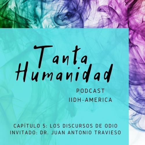 Capítulo 5 - Los discursos de odio - Juan Antonio Travieso