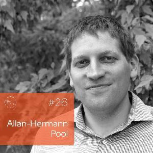 #026: Allan-Hermann Pool – neuroteadus kui tulevikuvaldkond