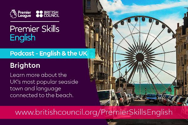 English & the UK: Brighton